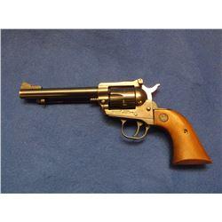 """Ruger New Model Single Six Revolver- Convertible .22-.22 Mag- 5.5"""" Barrel- Good Condition- All Origi"""