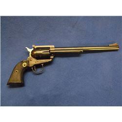 """Ruger Old Model Flat Top Blackhawk- .44 Mag- 10"""" Barrel- Only 1500 Made- 1956- 1963- 3 Screw"""