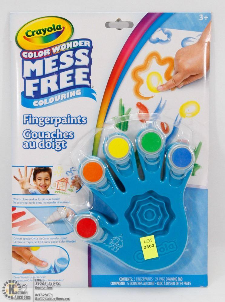 Crayola Color Wonder Mess Free