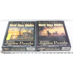 SET OF 2 HAYDEN LAMBSON'S WORLD CLASS