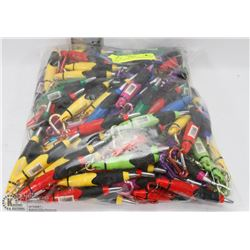 LARGE BAG OF NEW PERSONALIZED PENS