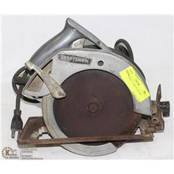 "CRAFTSMAN 7"" CIRCULAR SAW"