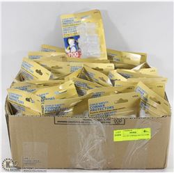 BOX FULL OF CORNER PROTECTORS -
