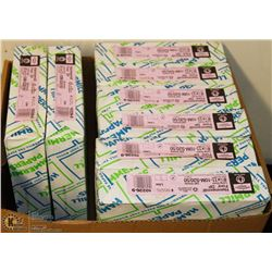 CASE OF LILAC PURPLE FIREWORK PAPER 8 REAMS