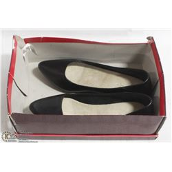 LADIES ALDO SHOES BLACK SIZE 7-1/2