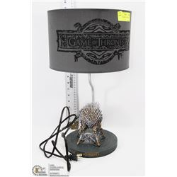 GAME OF THRONES TABLE LAMP.