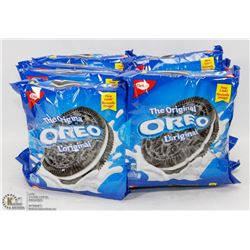 8 PACKS OF OREO COOKIES