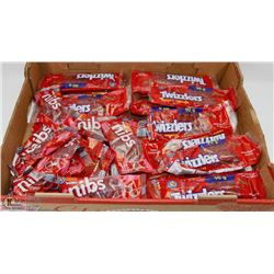 FLAT OF TWIZZLERS