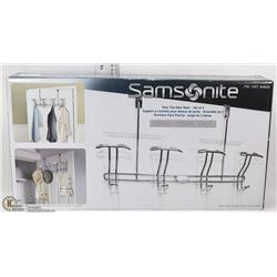 SAMSONITE OVER THE DOOR RACK NEW IN BOX