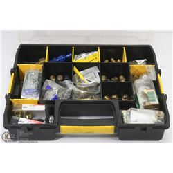 STANLEY TOOL/  ACCESSORY ORGANIZER BIN FILLED WITH
