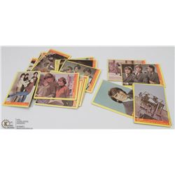 LOT OF 33- 1967 MONKEES TRADING CARDS.