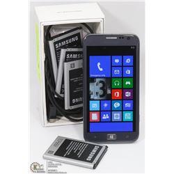 UNLOCKED LTE SAMSUNG ATIV S WINDOWS PHONE