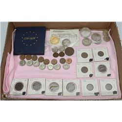 COIN U.S AND CANADIAN COLLECTION