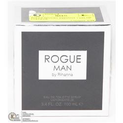 ROGUE MAN BY RIHANNA 3.4 FL OZ COLOGNE