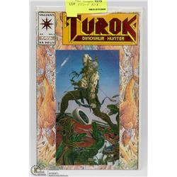 TUROK DINOSAUR HUNTER ISSUE #1 COMIC BOOK