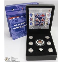 NHL ALL-STARS COMMEMORATIVE SET