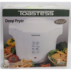 TOASTESS DEEP FRYER IN BOX