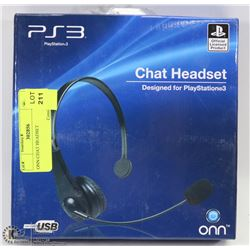 ONN CHAT HEADSET