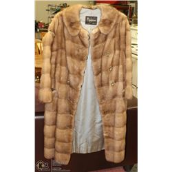 MADE IN CANADA FUR JACKET - AS IS