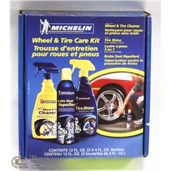 MICHELIN WHEEL AND TIRE CARE KIT