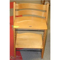 NEWER STYLE KIDS TABLE CHAIR