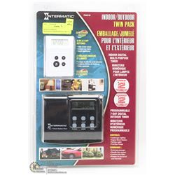 NEW INTERMATIC INDOOR/OUTDOOR DIGITAL MULTI