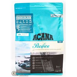 BAG OF ACANA PACIFICA HERRING, PILCHARD, FLOUNDER,
