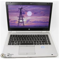 BUSINESS CLASS HP ELITEBOOK INTEL i7/WIN 10 PRO