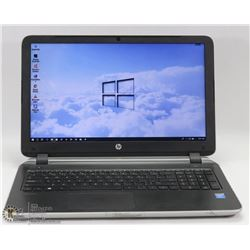 HP PAVILION 15 iNTEL i5 LAPTOP W/ BEATS AUDIO/6GB