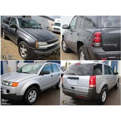 FEATURED UNRESERVED VEHICLES