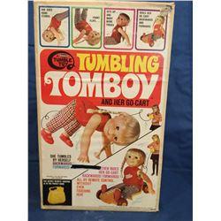 Tumbling Tomboy Doll in Original Box