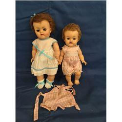 2 Betsy Wetsy Dolls