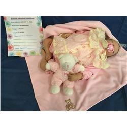 """Reborn """"Ava Madison"""" from """"Nana's Nursery"""" ***This is not a Toy****"""