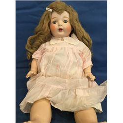 "Composition Eid Horsman Mama Doll 20"""