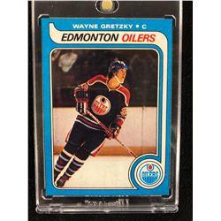 1979-80 Topps Wayne Gretzky RC #18