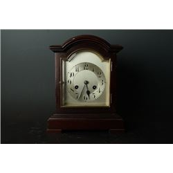 An Old Desk Clock Made in German by Germany Company -  Junghans  which had over 150-year history.Wor
