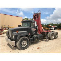 2003 MACK RD688S W/BARTLETT LIFT / TIPPER