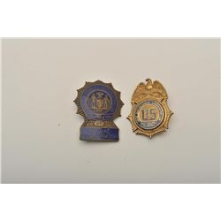 18DC-139 BADGE