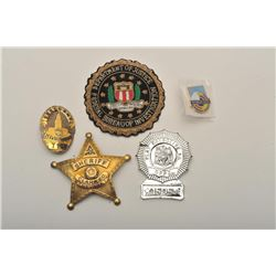 18DC-83I BADGES
