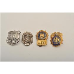 18DC-22G BADGES