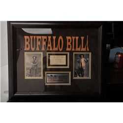 18GU-38 BUFFALO BILL CARD