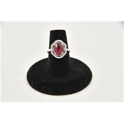 18RPS-27 RUBY RING