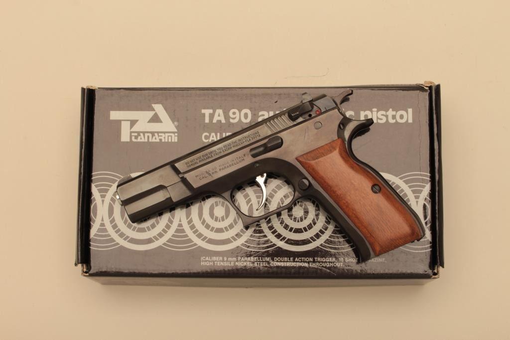 18JR-76 TANFOGLIO TA90 #G00056