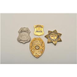 18DC-125G BADGES