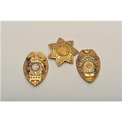 18DC-169A BADGES