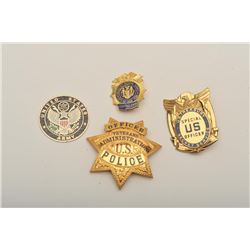 18DC-76K BADGES