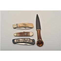 18GR-36 KNIFE LOT