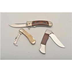 18GR-34 KNIFE LOT