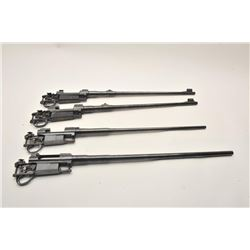 18IR-32 RIFLE LOT OF 4