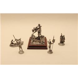 19IM-30 PEWTER FIGURES